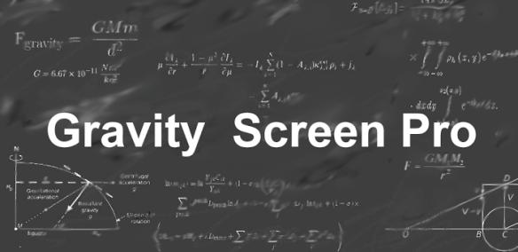 Gravity Screen Off Pro
